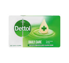 DETTOL SOAP DAILY CARE 175G