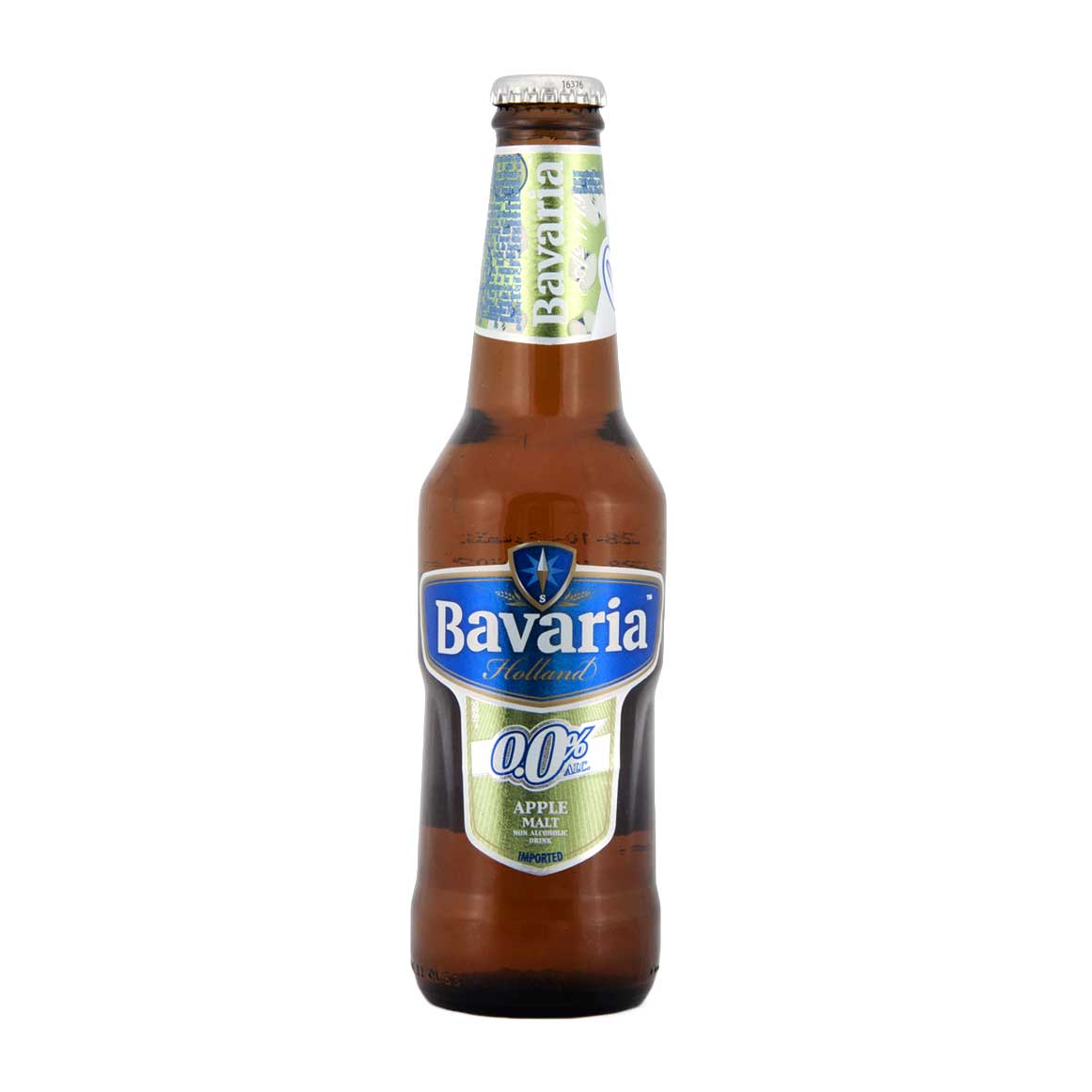BAVARIA NRB MALT 0% APPLE 330ML