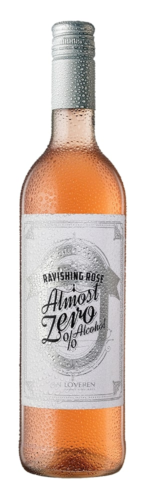 ALMOST ZERO RAVISHING ROSE 750ML