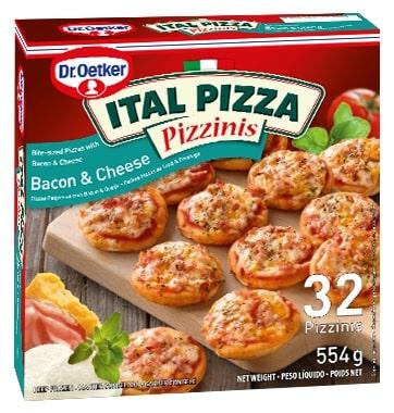 DR OETKER ITAL PIZZA PIZZAN B/CHSE 554GR