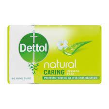 DETTOL SOAP CARING 175G