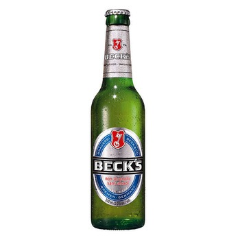 BECK'S NON-ALCOHOLIC BEER 330ML