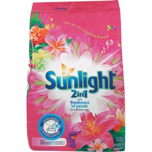 SUNLIGHT W P TROPICAL SENSATION 2KG