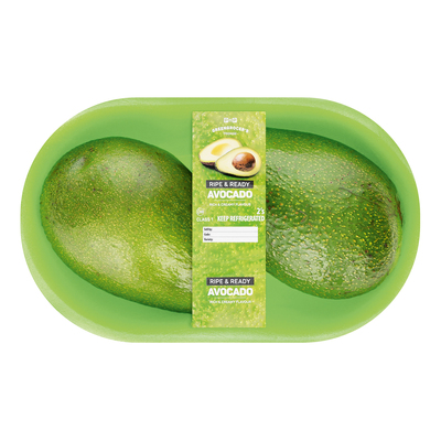 PRODUCE AVOCADO 2EA