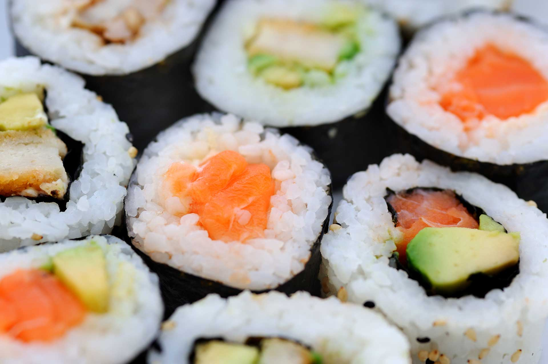 ASSORTED SUSHI COMBO 14PCE