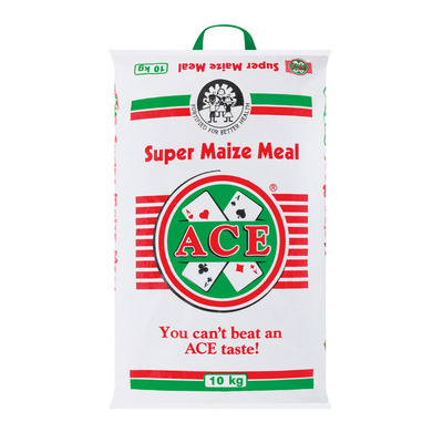 ACE MAIZE MEAL POLY SUPER 10KG