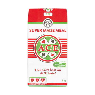 ACE MAIZE MEAL SUPER 1KG
