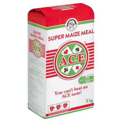 ACE MAIZE MEAL SUPER PAPER 5KG