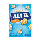 ACT II MICRO POPCORN BUTTER LOVERS 85GR