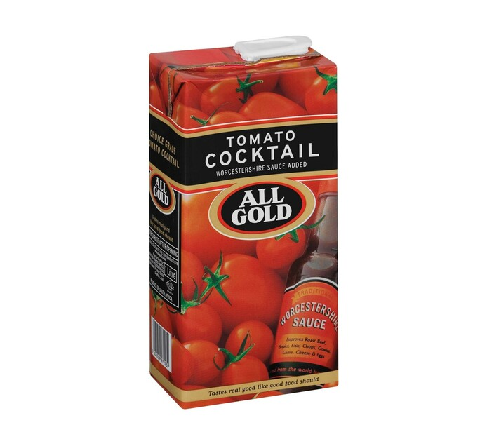 ALL GOLD TOMATO COCKTAIL 1L