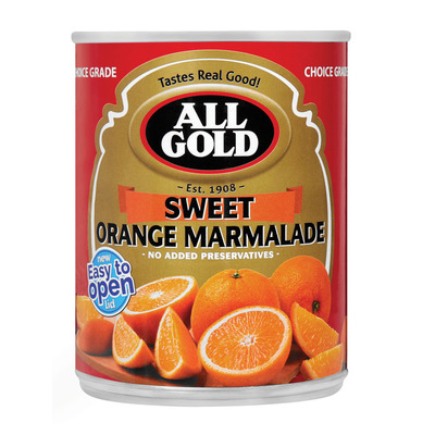 ALL GOLD MARMALADE SWEET 450GR