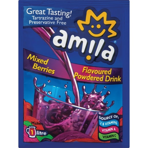AMILA MIXED BERRIES DRINK 45GR
