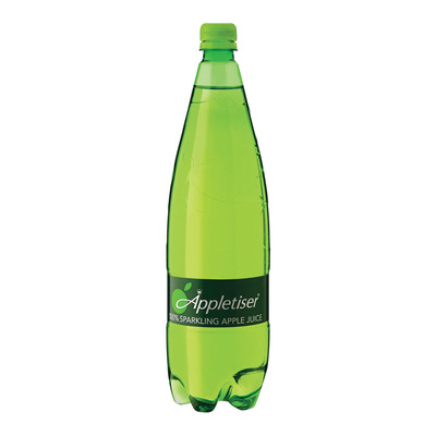 APPLETISER 100% SPARKLING APPLE 1.25L