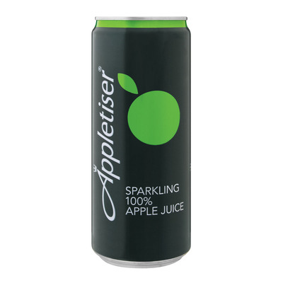 APPLETISER 100% SPARKLING JUICE 330ML