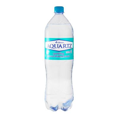 AQUARTZ MINERAL WATER SPARKLING 1.5L