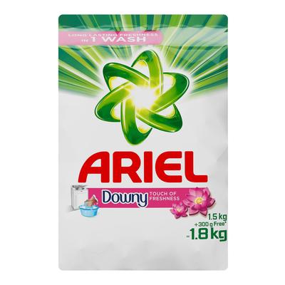 ARIEL HANDWASH POWDER TCH O DWNY 1.8KG