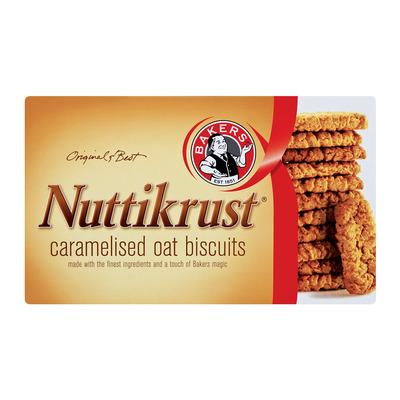 BAKERS BISC NUTTIKRUST 200GR
