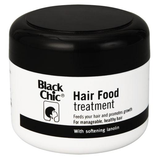 BLACK CHIC HAIR FOOD 125ML