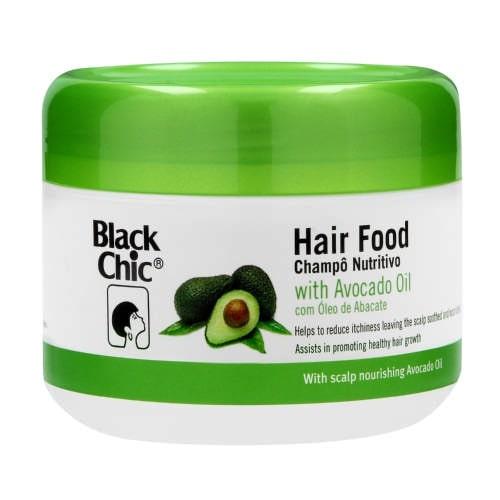 BLACK CHIC HAIR FOOD AVO OIL 125ML