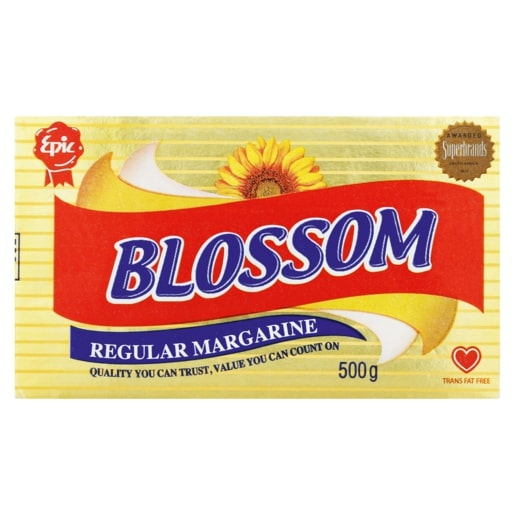 BLOSSOM FULL FAT BRICK 500GR