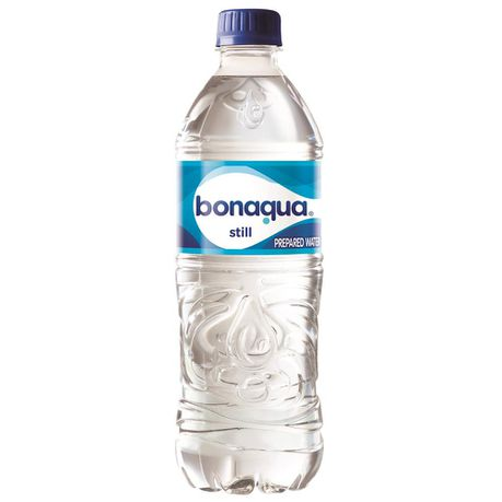 BONAQUA PREMIUM WATER STILL PET 500ML