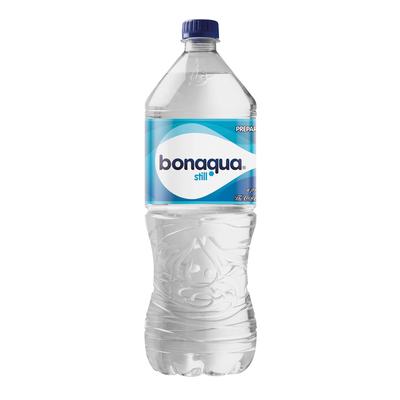 BONAQUA PREMIUM WATER STILL PET 1.5L