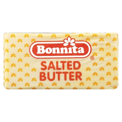 BONNITA BUTTER SALTED PARCH 500GR