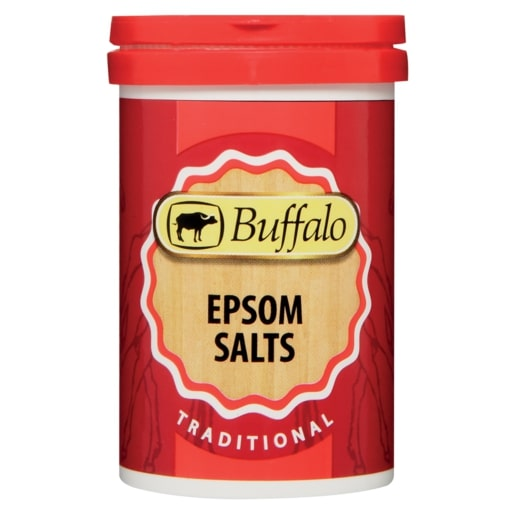 BUFFALO EPSOM SALTS 100GR