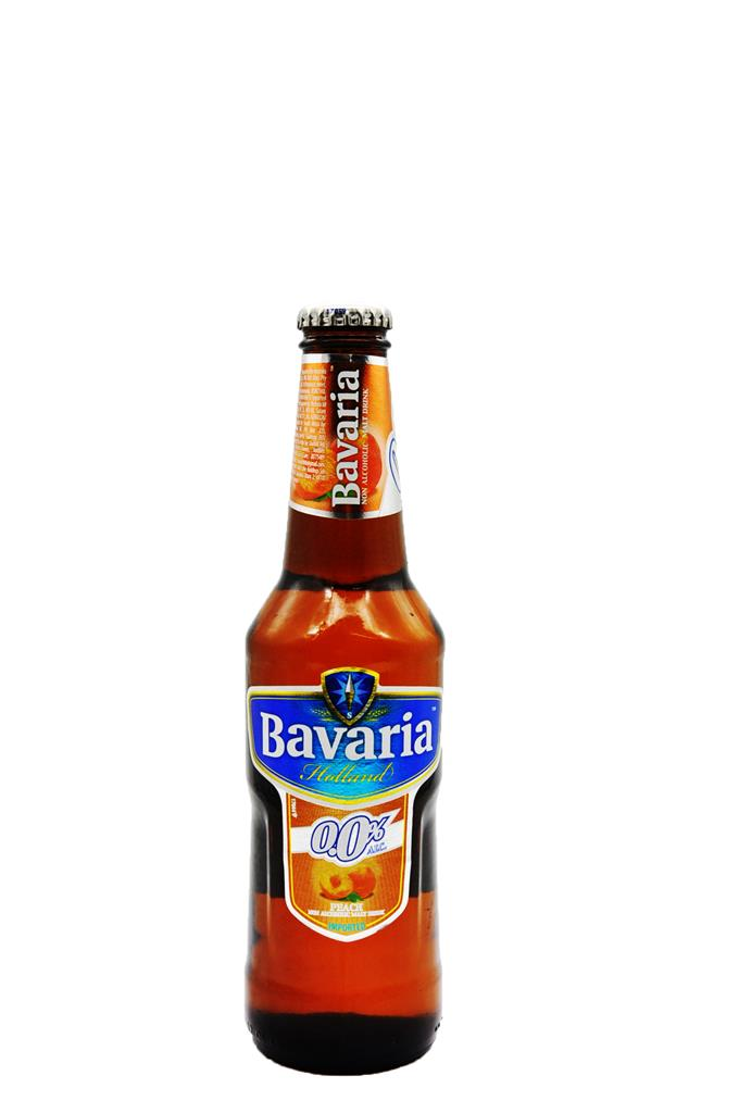 BAVARIA NRB MALT 0% PEACH 330ML