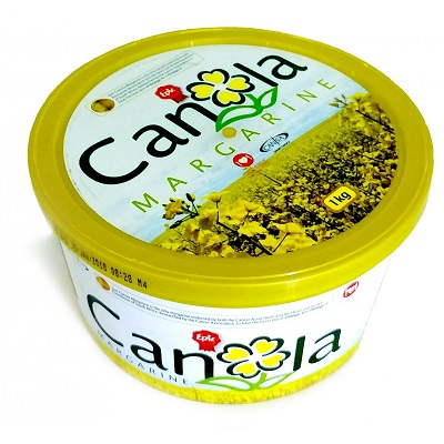 CANOLA FULL FAT TUB 500GR