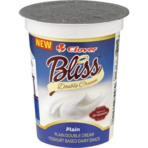 CLOVER BLISS DBL CRM PLAIN 175GR