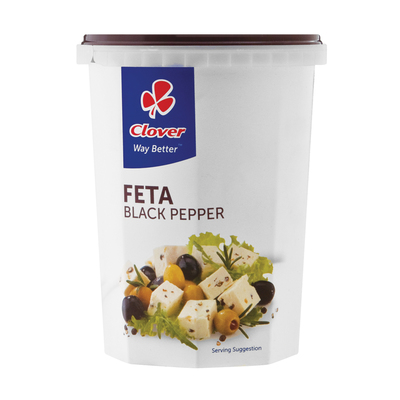 CLOVER FETA PEPPER TRADITION 400GR