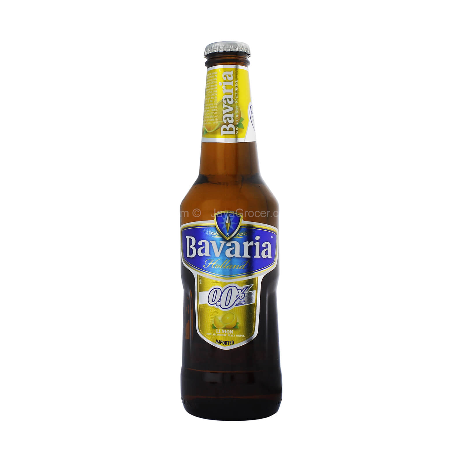 BAVARIA NRB MALT 0% LEMON 330ML