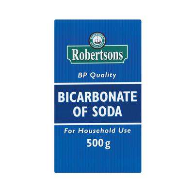 ROBERTSONS BICARBONATE OF SODA 500GR