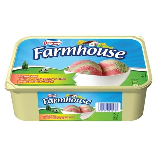 DAIRYMAID FARMHOUSE RAINBOW 2L