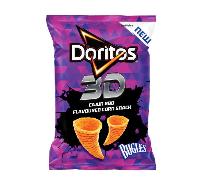 DORITOS 3D BUGLE CAJUN BBQ 100GR