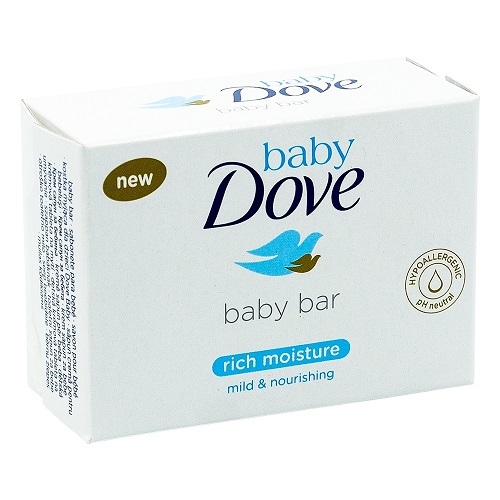 DOVE BABY SOAP RICH MOISTURE 75GR