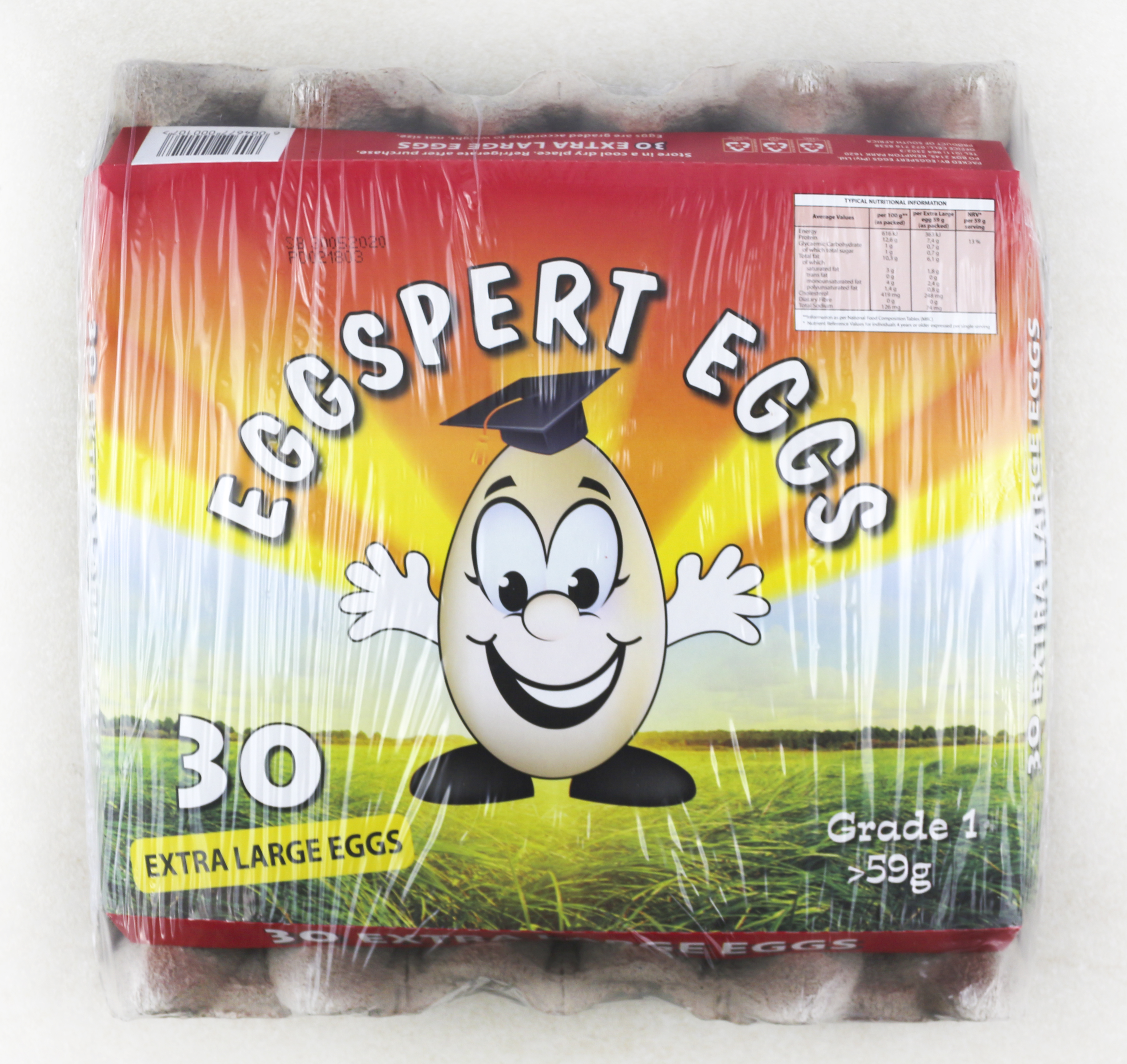 EGGSPERT EGGS XLARGE 30EA