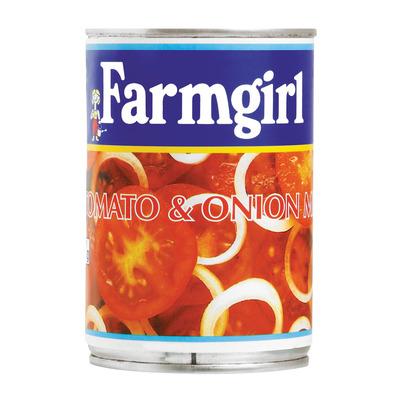 FARMGIRL TOMATO&ONION MIX 400GR