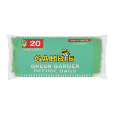GARBIE STR/GARDEN REFUS/BAG RL 20EA