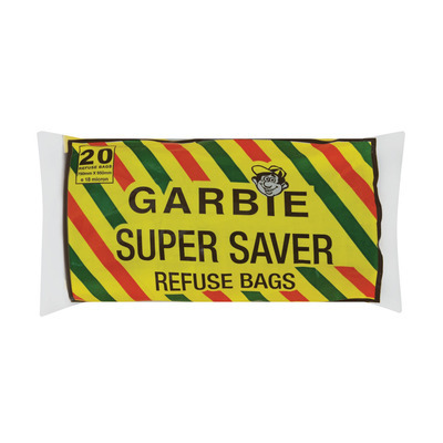 GARBIE S/SAVER R/BAG ROL 18MIC 20EA
