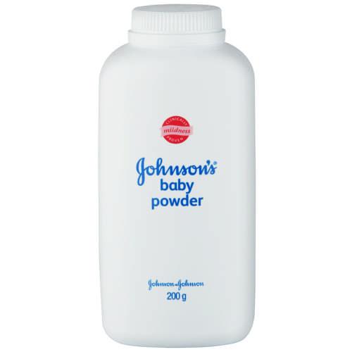 JOHNSON'S BABY POWDER 200GR