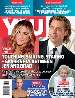 MAGAZINES YOU MAGAZINE 1EA