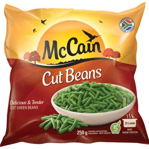 MCCAIN BEANS CUT 250GR