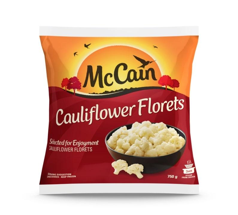 MCCAIN CAULIFLOWER 750GR