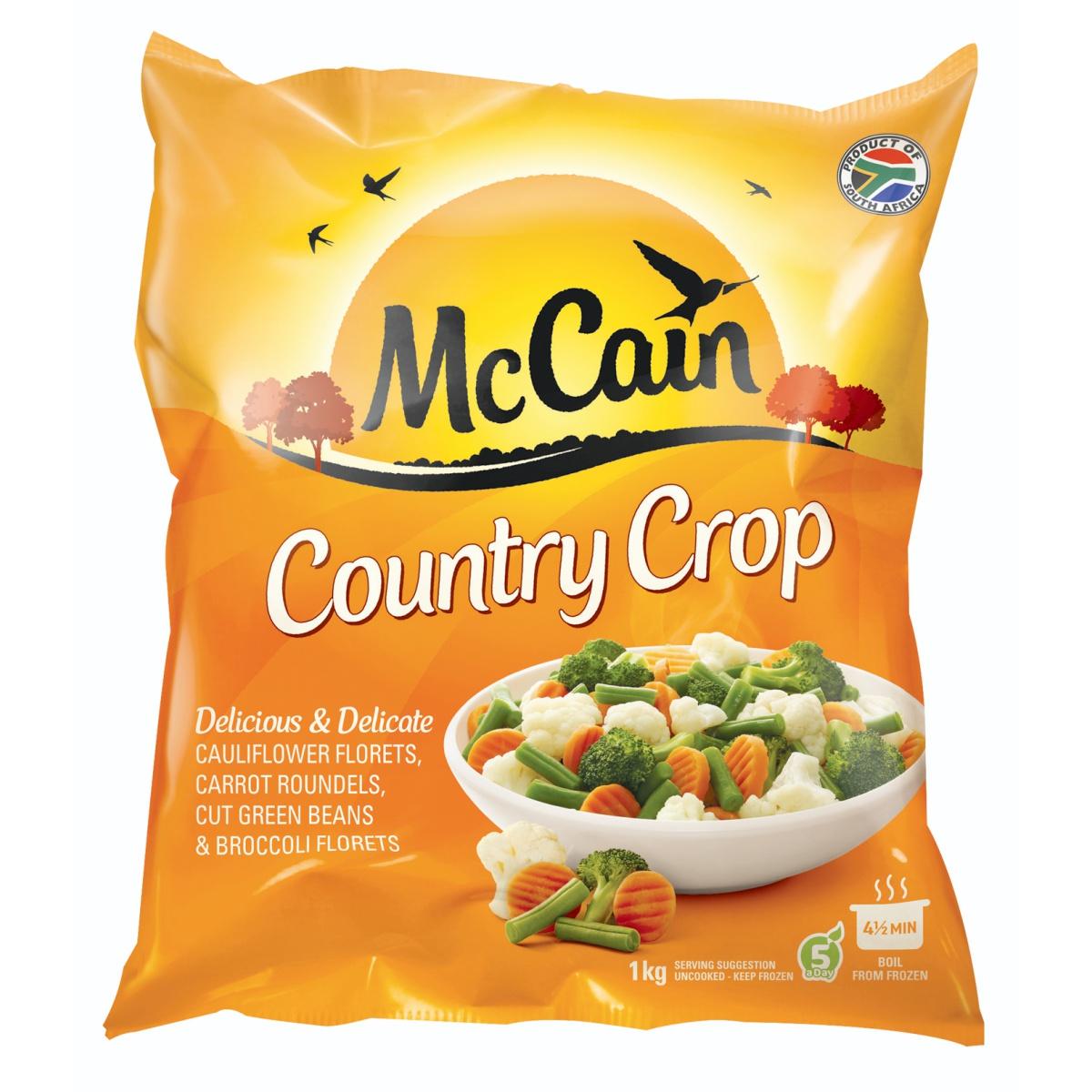 MCCAIN COUNTRY CROP 1KG