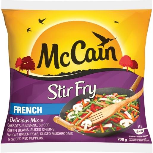 MCCAIN STIR FRY FRENCH 700GR
