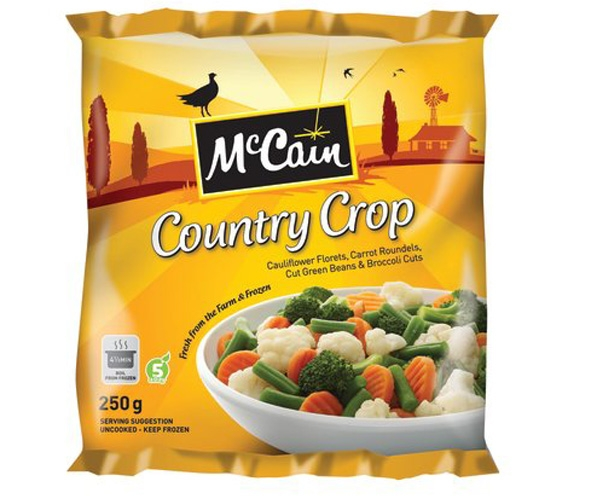 MCCAIN COUNTRY CROP 250GR