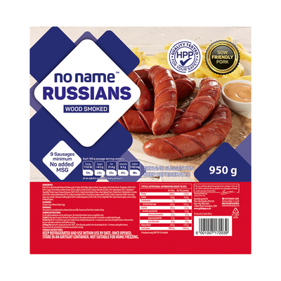 HOUSEBRAND RUSSIANS 950GR