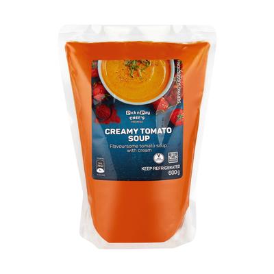 HOUSEBRAND CREAMY TOMATO SOUP 600GR